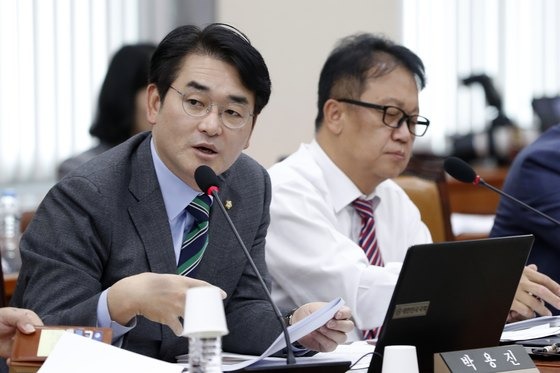 박용진 더불어민주당 의원. [사진 뉴스1]
