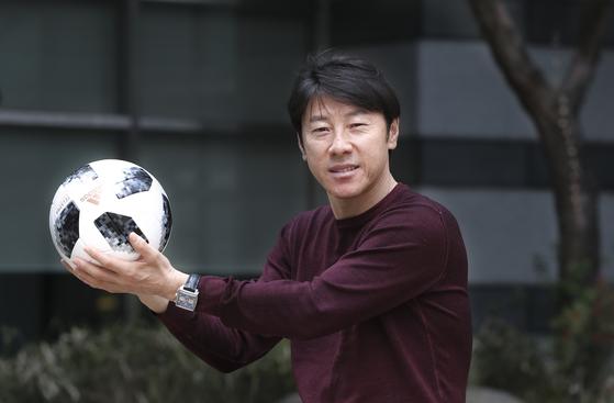 신태용 감독은 프로축구 성남 시절 안티팬이 거의 없었다. 대표팀을 맡고 많은 비판을 받았다. 마음고생이 심해 얼굴이 핼쑥하다. 성남=임현동 기자