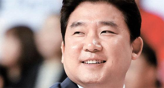 김승기 감독. [중앙포토]