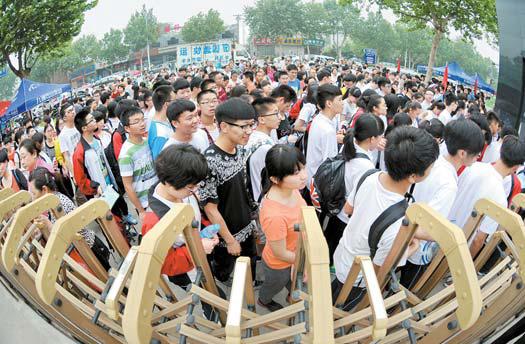 중국의 대입 가오카오도 창의 인재 육성을 위해 혁신을 거듭한다.