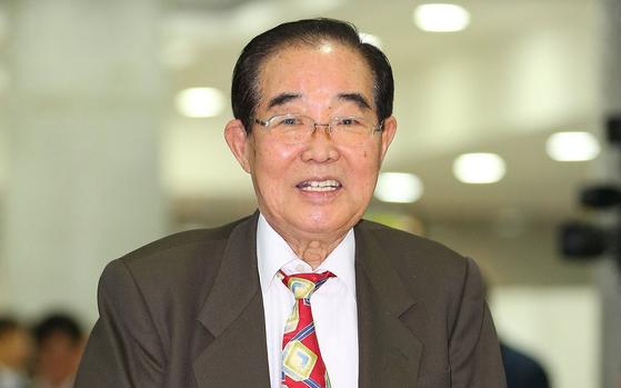 후농 김상현 전 국회의원. [연합뉴스]