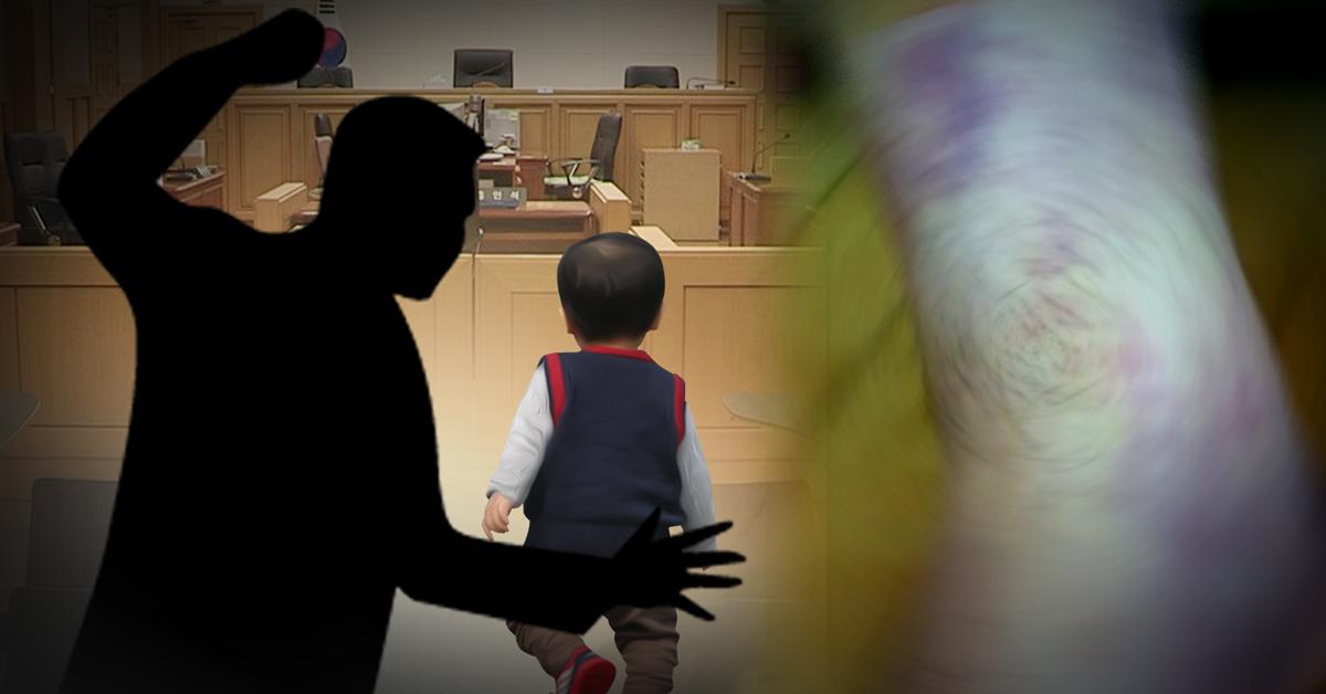 동거녀의 2살과 3살된 아이들을 멍이 들 정도로 때린 20대 남성에게 징역형이 선고됐다. (※이 사진은 기사 내용과 직접적인 관련 없음) [중앙포토ㆍ연합뉴스]