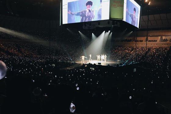 Twitter @BTS_jp_official