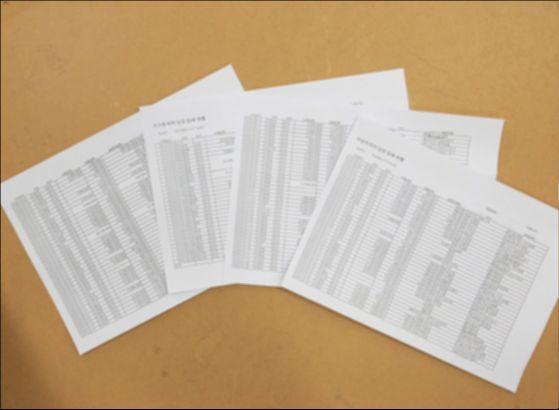 갑의 계좌거래내역, 법인카드사용내역, 문서, 이메일, 문자, 녹취록 등 객관적으로 증명할 수 있는 확실한 증거자료를 확보해놓자. [중앙포토]