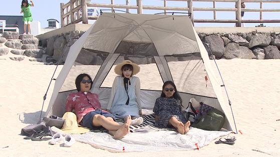 JTBC 예능 '효리네 민박 시즌1' [사진 JTBC]