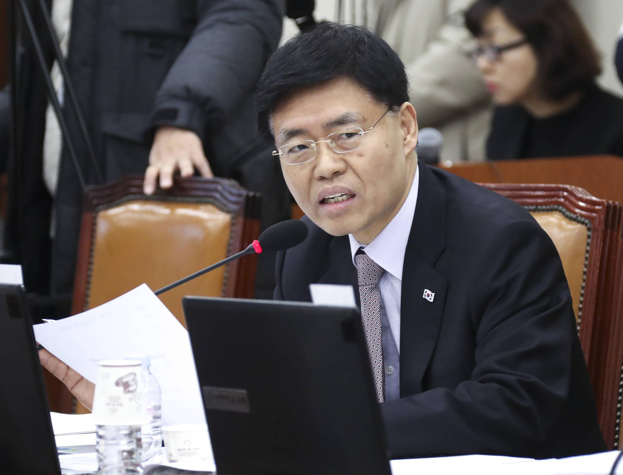 최교일 자유한국당 의원. [중앙포토]