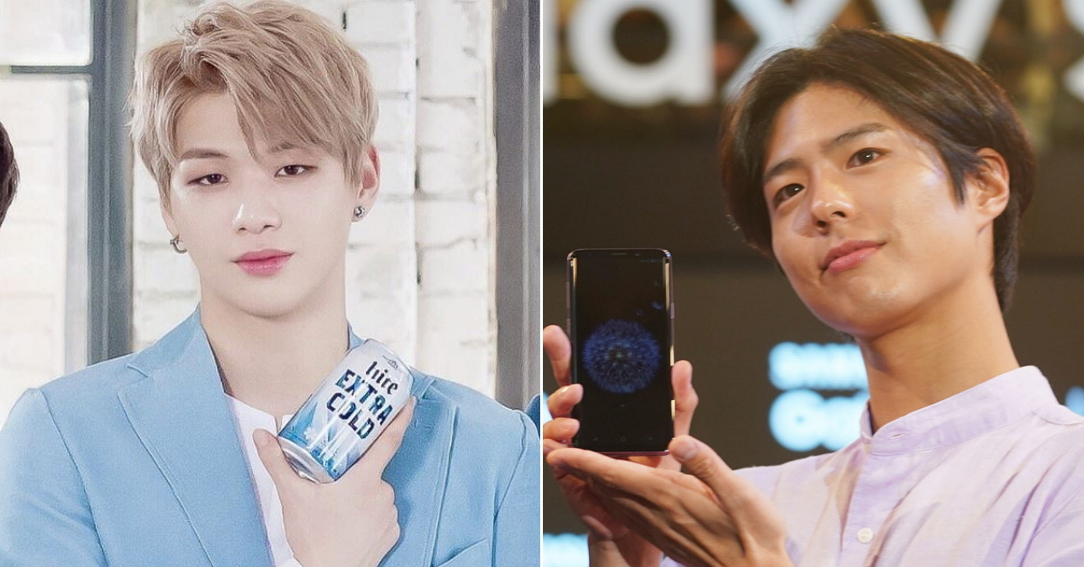 Photo from Hite Jinro(left), Samsung Electronics(right)