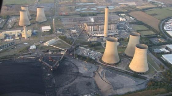 영국 정부는 2025년까지 석탄 화력발전소를 모두 중단하기로 했다.