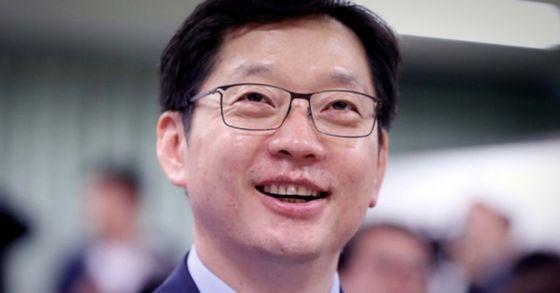 더불어민주당 경남도지사 후보 김경수 의원. [연합뉴스]