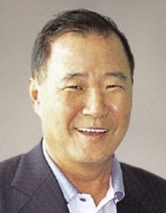 정상영 KCC명예회장.