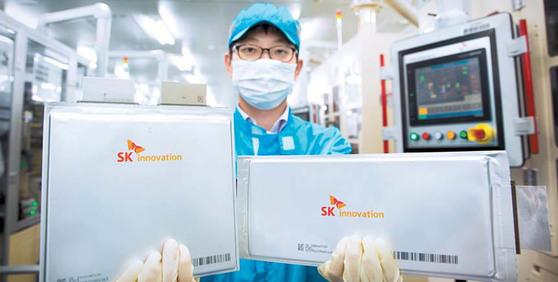 세계 최초 NCM 622 양산에 이어 NCM 811 배터리까지 개발에 성공해 세계시장에서 주목받고 있다. [사진 SK이노베이션]