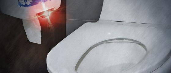 화장실 몰카 [연합뉴스]