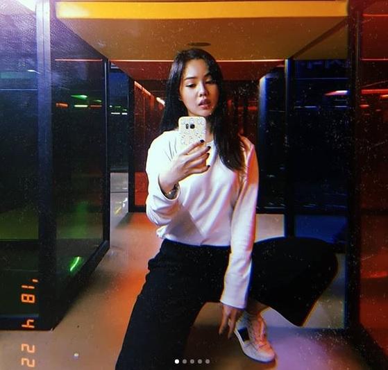 태국 뷰티분야 톱인플루언서 에리카. [사진 에리카]