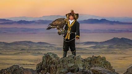 소녀 독수리 사냥꾼