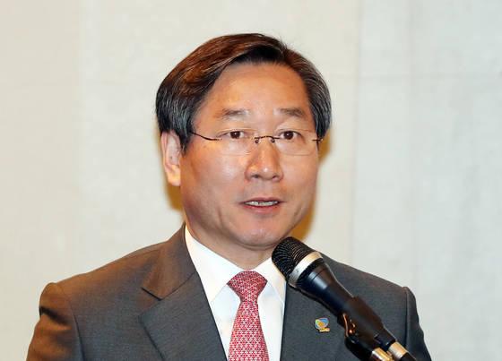자유한국당 소속 유정복 인천시장 [연합뉴스]