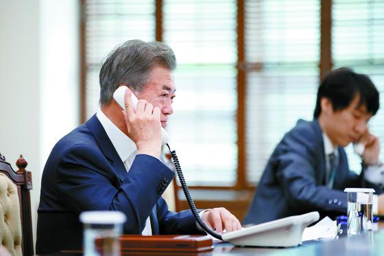 """'북 핵실험장 폐쇄 때 유엔도 참석해달라"""""""