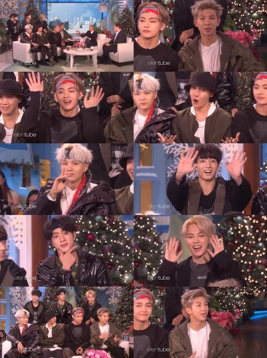 Photo from 'The Ellen DeGeneres Show'