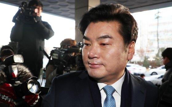 원유철 자유한국당 의원. [사진 뉴스1]