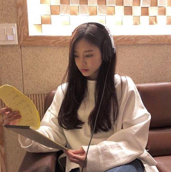 Dahee, Photo from Instagram