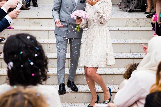 결혼을 '해버렸다'고 표현한 데에는, 아무래도 인간끼리 결정해서 이뤄지는 일이라고 하기에는 신비로운 구석이 많기 때문이다. [사진 pixabay]