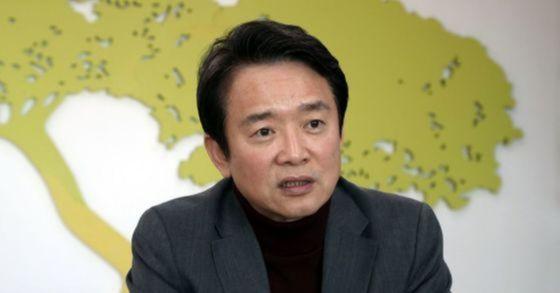 자유한국당 경기지사 후보인 남경필 현 경기지사. [중앙포토]