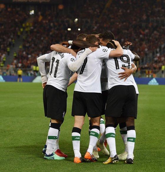 리버풀이 3일 AS로마를 따돌리고 11년 만에 유럽 챔피언스리그 결승에 진출했다. [사진 리버풀 트위터]