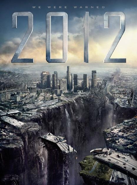 세계 전 지역에서 동시다발적인 지진과 해일이 일어나 지구가 멸망의 순간에 놓인다. [영화 2012]