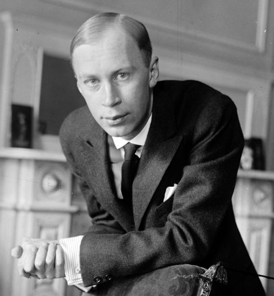 러시아 출신의 음악가 프로코피예프(1891~1953). [사진제공=위키피디아]