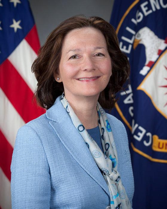 지나 해스펠 미국 중앙정보국(CIA) 국장 내정자. [로이터=연합뉴스]