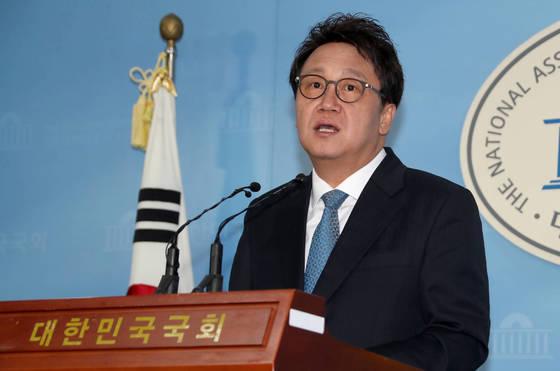 민병두. [연합뉴스]
