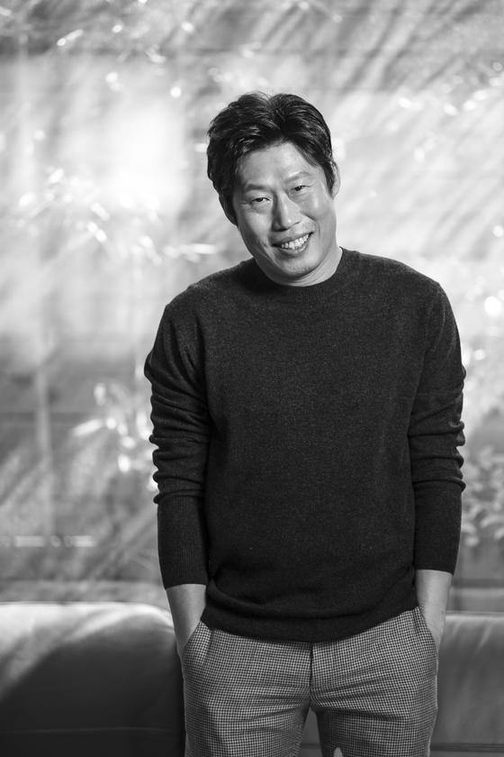 9일 개봉하는 영화 '레슬러'의 주연 배우 유해진. [사진 롯데엔터테인먼트]