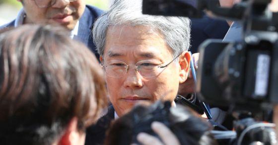 바른미래당 김동철 원내대표. 연합뉴스]