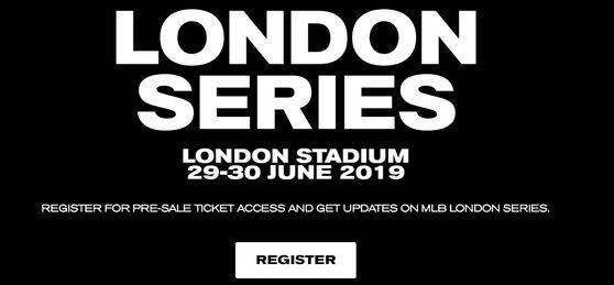 MLB 런던 시리즈