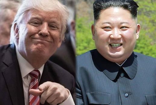 도널드 트럼프 미국 대통령과 김정은 북한 노동당 위원장 [연합뉴스]