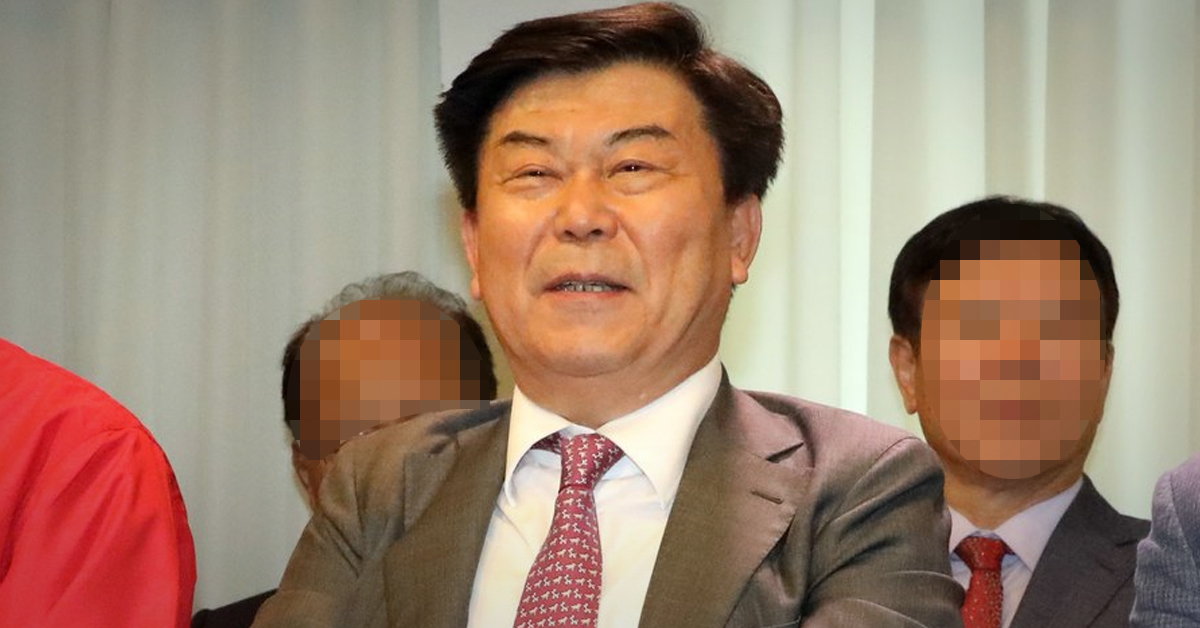 박성택 중소기업중앙회장. [뉴스1]