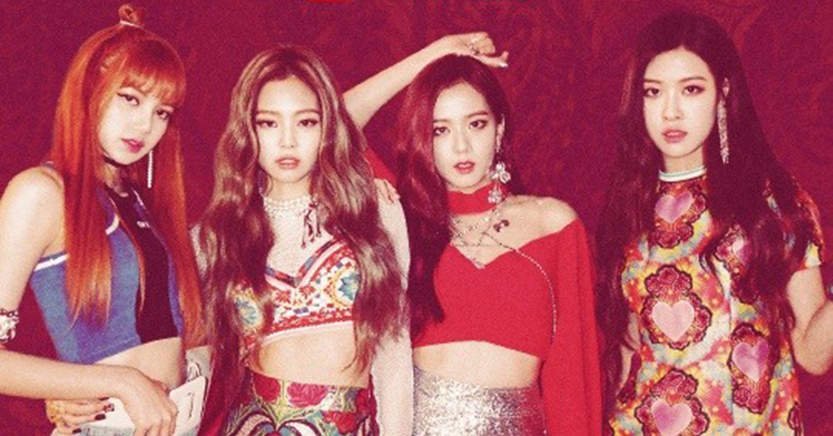 Photo from Facebook @BLACKPINKOFFICIAL