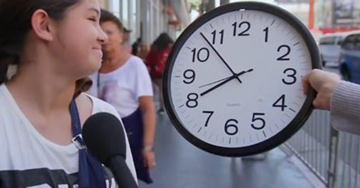 아날로그 시계 못 읽는 미국 초등학생…한국 학생들은?