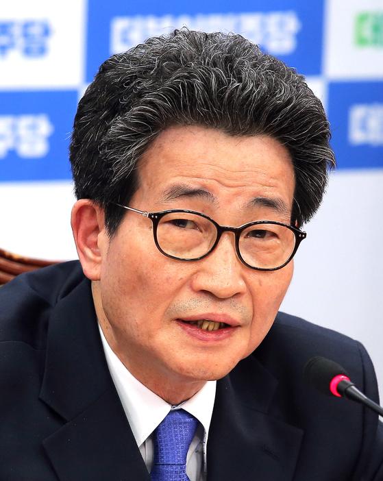 이목희 일자리위원회 부위원장. <저작권자 ⓒ 1980-2018 ㈜연합뉴스. 무단 전재 재배포 금지.>