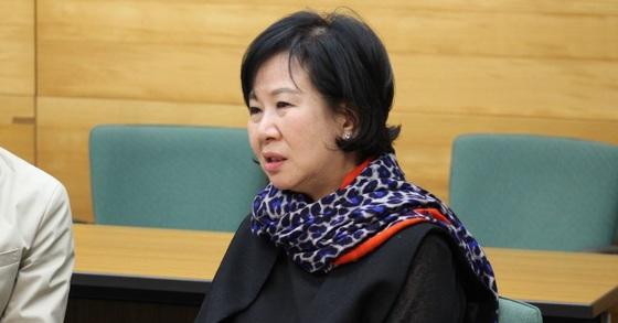 [사진 더불어민주당 손혜원 의원 페이스북]
