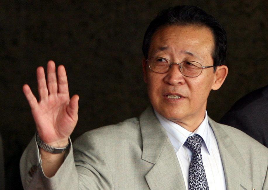 김계관 북한 외무성 제1부상. [연합뉴스]