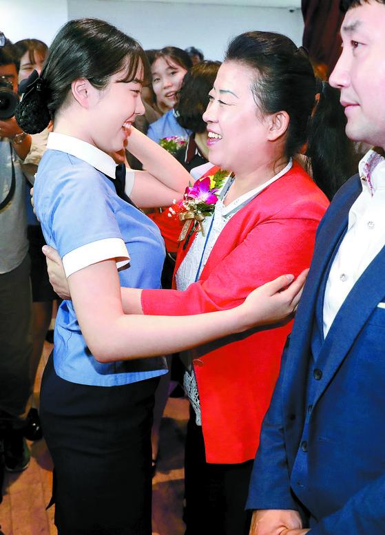 탈북 교사의 '스승의 날'