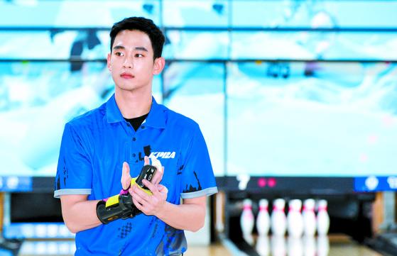 2016년 11월 프로볼러 선발전에 도전했던 배우 김수현. [중앙포토]