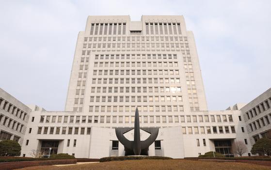 서울 서초동 대법원 청사 전경. [뉴스1]
