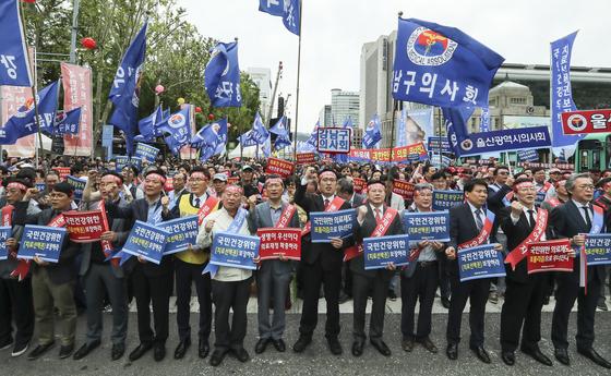 """의사협회 '문 케어 반대"""""""