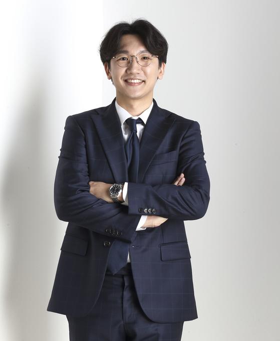 예능 프로그램 '하트 시그널 시즌1'에 출연했던 장천 변호사. 임현동 기자