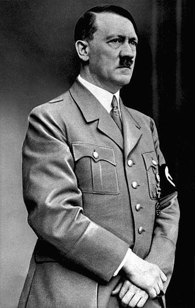 아돌프 히틀러. [중앙포토]
