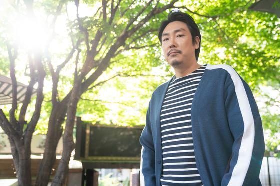영화 '독전'의 주연 배우 조진웅. 사진=NEW