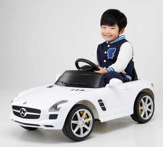 유아용 전동차. [사진 롯데마트]