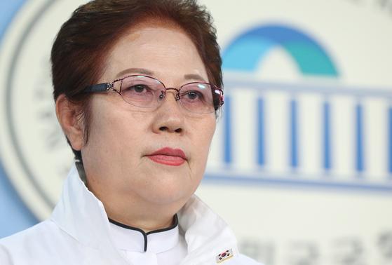 도경자 대한애국당 충북 청주시의원 예비후보 [뉴스1]
