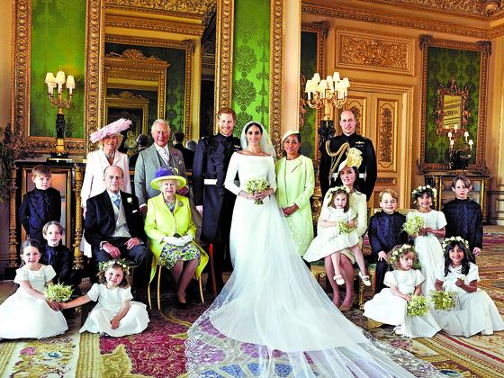 새 식구 들인 영국 왕실